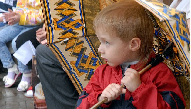 День захисту дітей у Києві відзначать по-футбольному