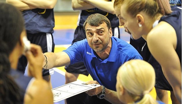 Жіноча баскетбольна збірна України вирушила до Бордо