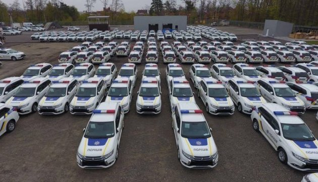 Нові електрокари для поліції заощадять 300 мільйонів - Аваков
