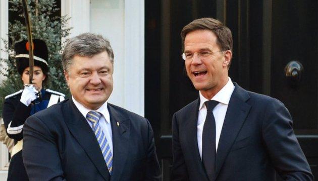 Los Países Bajos ratifican el Acuerdo de la Asociación Ucrania-UE