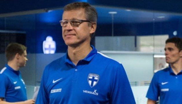 Фіни назвали склад на відбірковий матч з Україною
