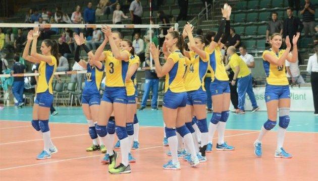 Украинские волейболистки с победы стартовали в Евролиге