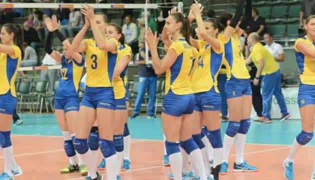 Україна обіграла Ізраїль у кваліфікації чемпіонату світу-2018 з волейболу