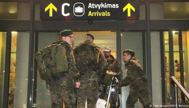 У Литві завершилося комплектування батальйону НАТО