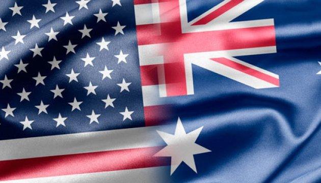 США та Австралія проведуть у червні безпекові консультації