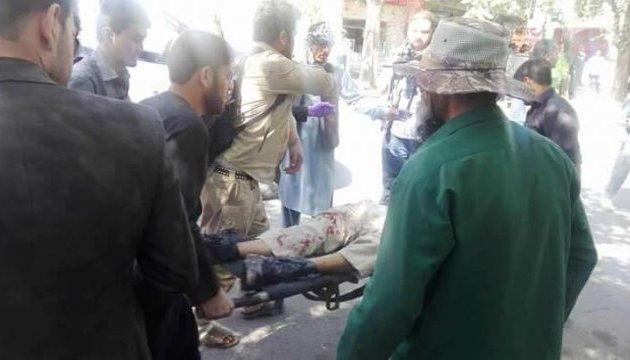 Теракт в Кабуле: погиб водитель и ранены четверо журналистов ВВС