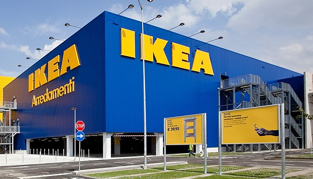 IKEA и H&M в этом году выходят на украинский рынок