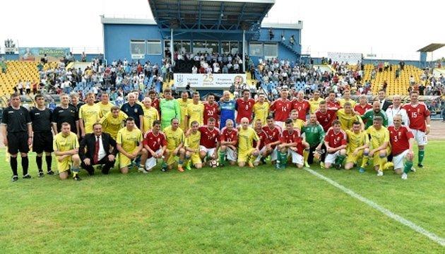 Президент Федерации футбола Венгрии прокомментировал матч ветеранов