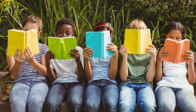 Читаємо на канікулах. Добірка нешкільної літератури