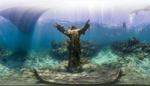 Виртуальные туры по подводному миру теперь доступны каждому