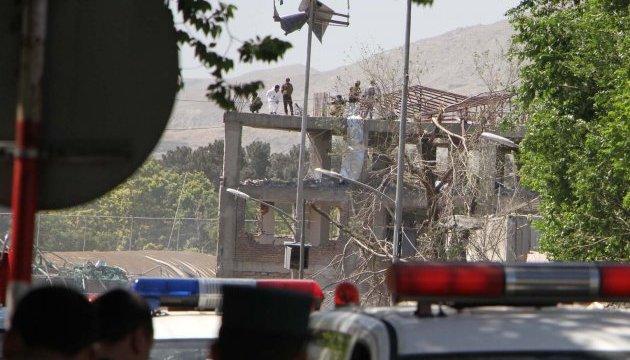 Из-за теракта в Кабуле посольство ФРГ приостановило работу