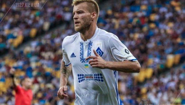 Андрій Ярмоленко став кращим бомбардиром сезону в Прем'єр-лізі