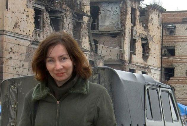 Наталья Эстемирова / Фото: www.rferl.org