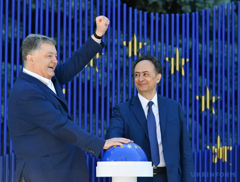 European Union  short-term visa-free regime for Ukraine enters into force