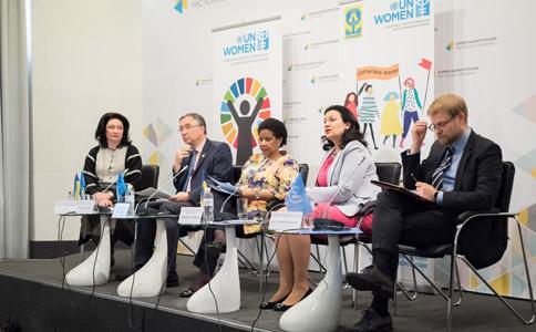 Швеція виділила 5 млн євро наутвердження гендерної рівності вУкраїні