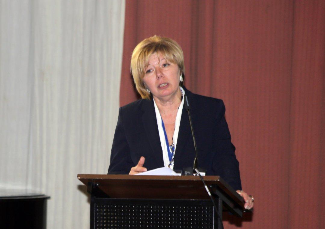 Олена Олійник, віце-президент Національної спілки архітекторів України