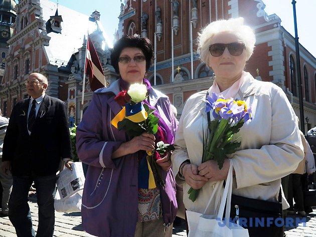 Представниці української діаспори