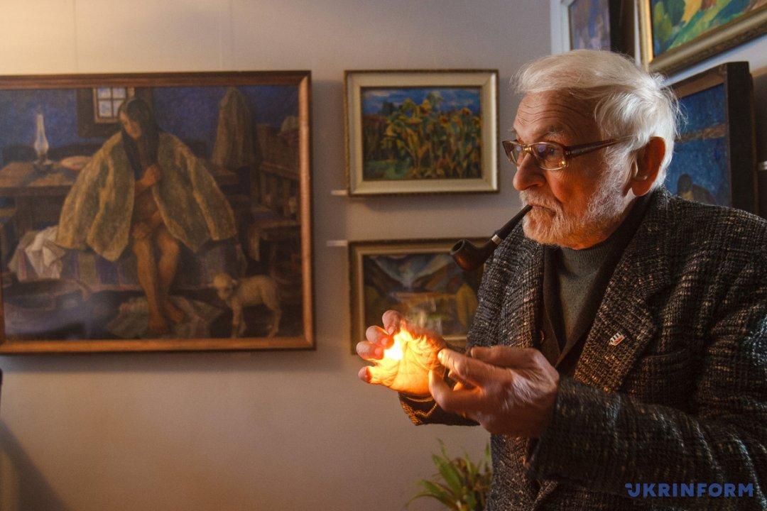 Володимир Микита. Фото: Сергій Гудак