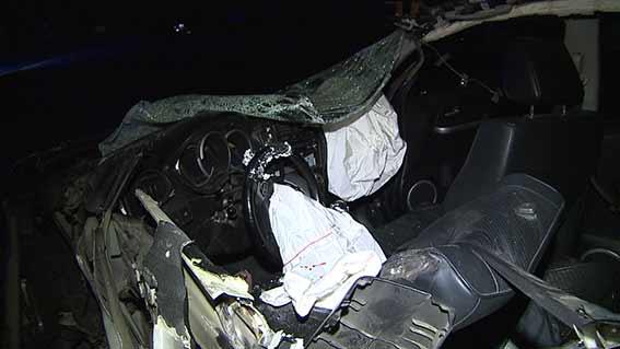 ВВинницкой области случилось смертельное ДТП: джип столкнулся сКамАЗом
