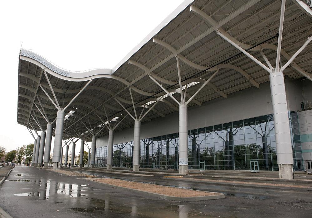 Міжнародний аеропорт «Одеса».
