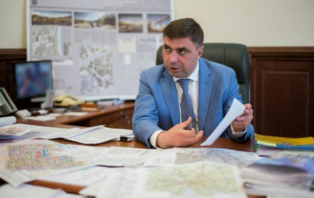 Заступник голови КМДА Олександр Спасибко