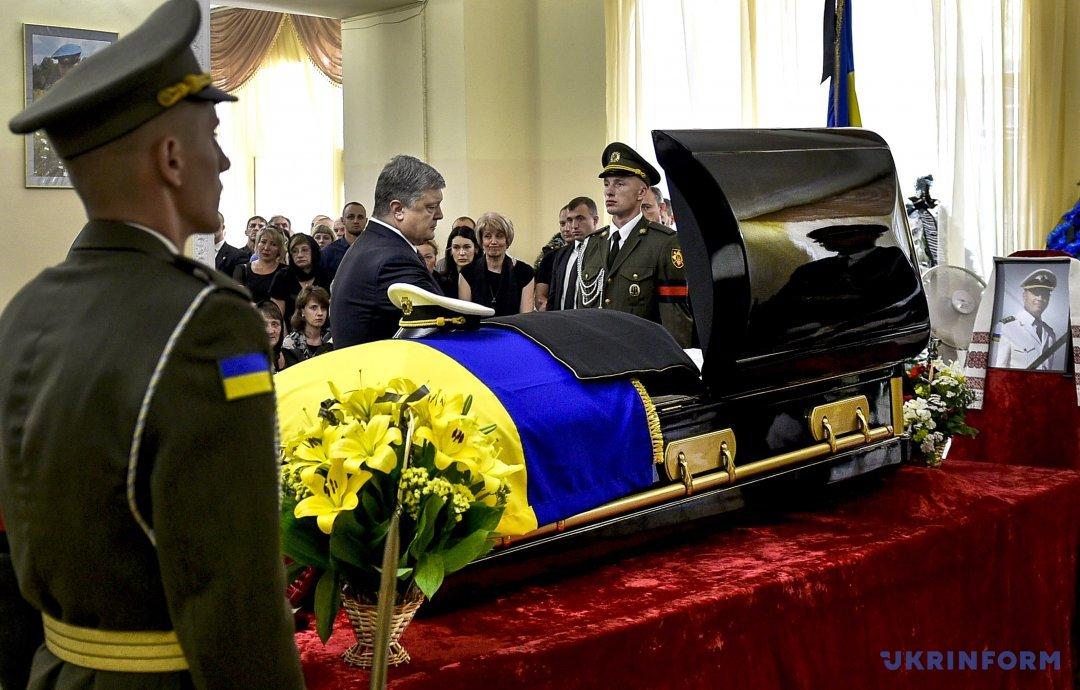 Военная обстановка неограничивается только Донбассом— Порошенко