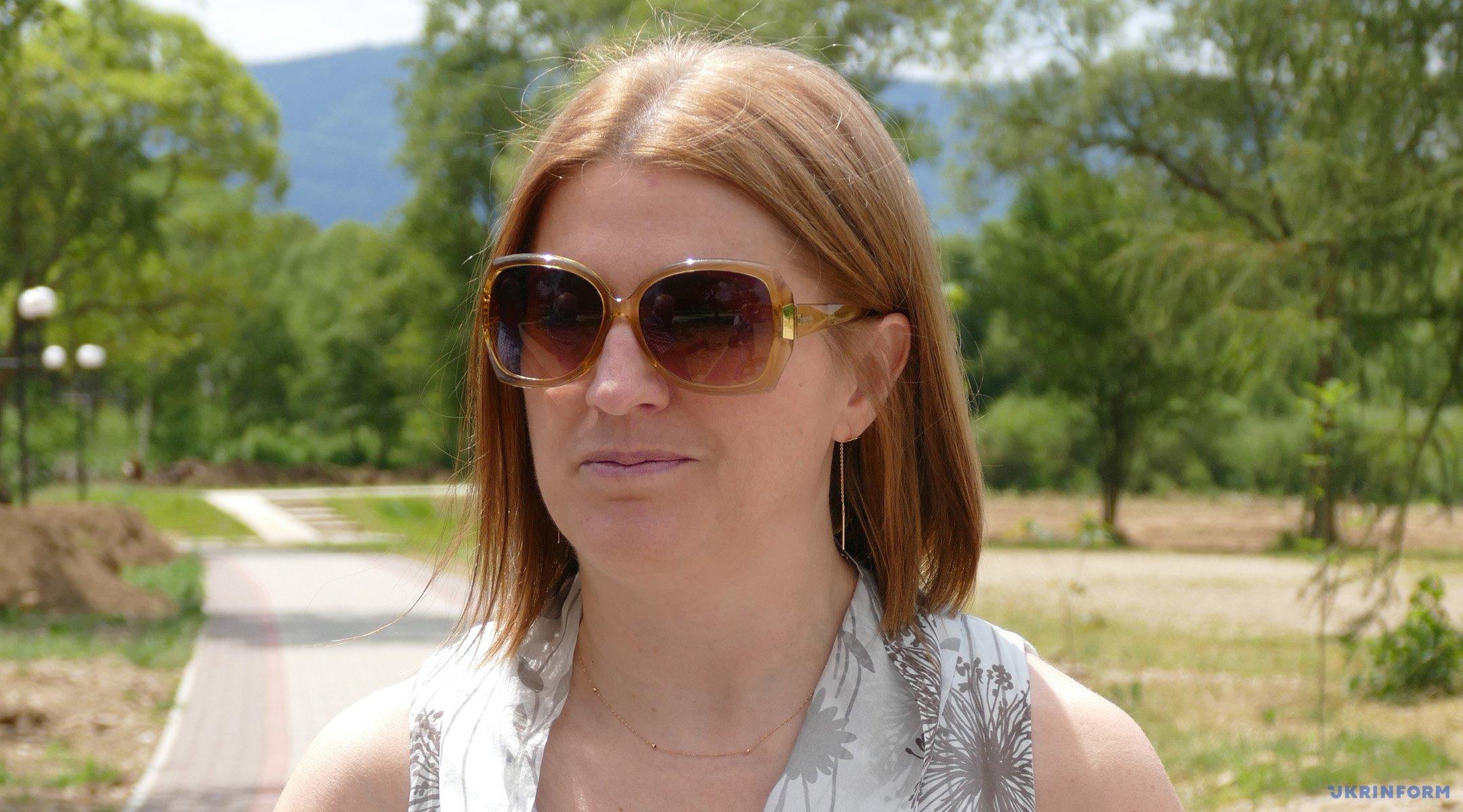 Оксана Федорович