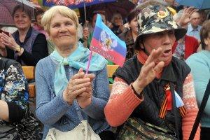 Уменьшилось ли за три года на украинском Донбассе количество «ватников»?