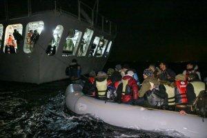 Из моря вблизи Ливии спасли более 80 мигрантов