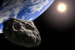 Астероїд пролетів на рекордно малій відстані до Землі