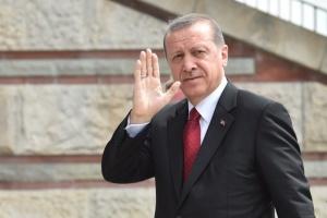 """У Туреччині кажуть, що Ердоган випадково потиснув руки """"кримським депутатам"""" — Зеленко"""