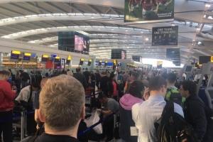 МЗС попередило українців про страйки в аеропорту Лондона