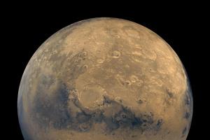 """NASA вперше в історії зафіксувала """"марсотрус"""""""