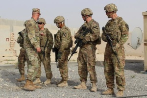 В Афганистане погибли двое военных США