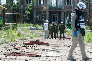 OSCE spots 27 Grad multiple launch rocket systems in occupied Donbas