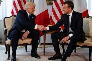 Макрон и Трамп договорились вернуть Россию в G8 в следующем году - СМИ
