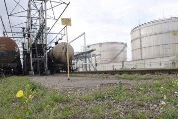 El tránsito de crudo a través de Ucrania se ha incrementado en un 7,3 %