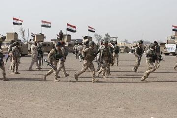 У бойовиків ІДІЛ відбили 55 тисяч квадратних кілометрів території Іраку