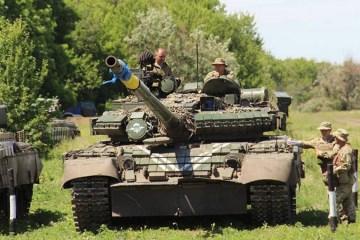 Russischer Hauptmann führte Gruppe von liquidieren Saboteuren im Donbass