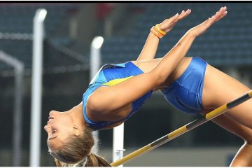 Ukrainian high jumper Levchenko crowned female Rising Star of the Year