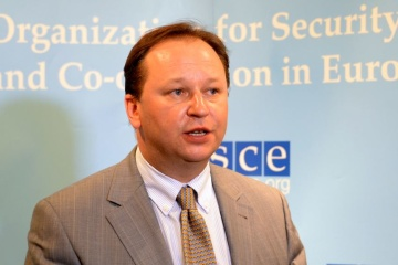 Permanent Representative to OSCE: Russia unwilling to hold any talks until presidential election in Ukraine