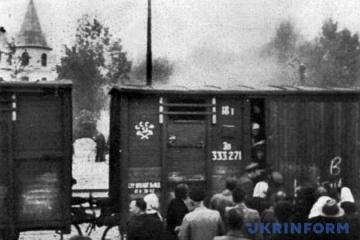 Il y a 73 ans les habitants de l'ouest de l'Ukraine ont été déportés en Sibérie