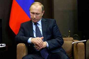 Putin ready to 'expand' proposals on peacekeepers in Donbas