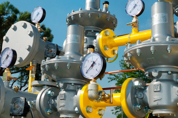 Ukraine pumps 11bcm of natural gas into storage facilities