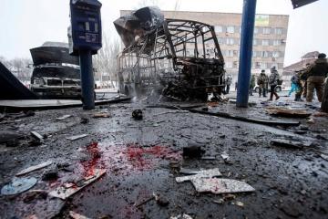 ONU: Environ 13 000 personnes tuées au cours de la guerre dans le Donbass