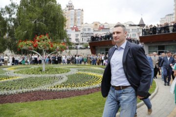 Austrian company interested in construction of ropeway in Kyiv – Klitschko