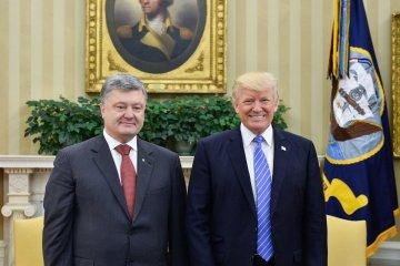 Weißes Haus bestätigt das Treffen zwischen Trump und Poroschenko am 21. September