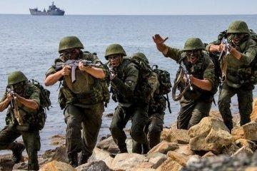 Ostukraine: Zwei russische Offiziere in Marine-Infanterie-Regiment in Nowoasowsk getötet