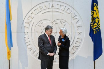 President Poroshenko: IMF, World Bank assured Ukraine of further support