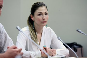 Emine Dzhaparova spoke about Sushchenko, Semena at OSCE conference in Warsaw